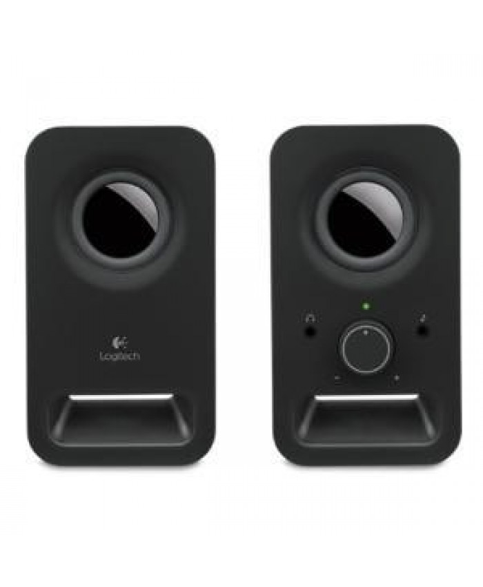 Z150 Multimedia Speakers - Midnight Black