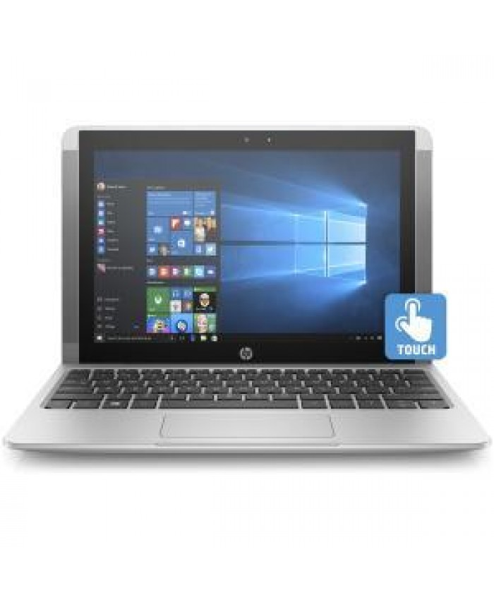 HP x2 10-p036tu Detachable Touchscreen Notebook (Natural Silver)