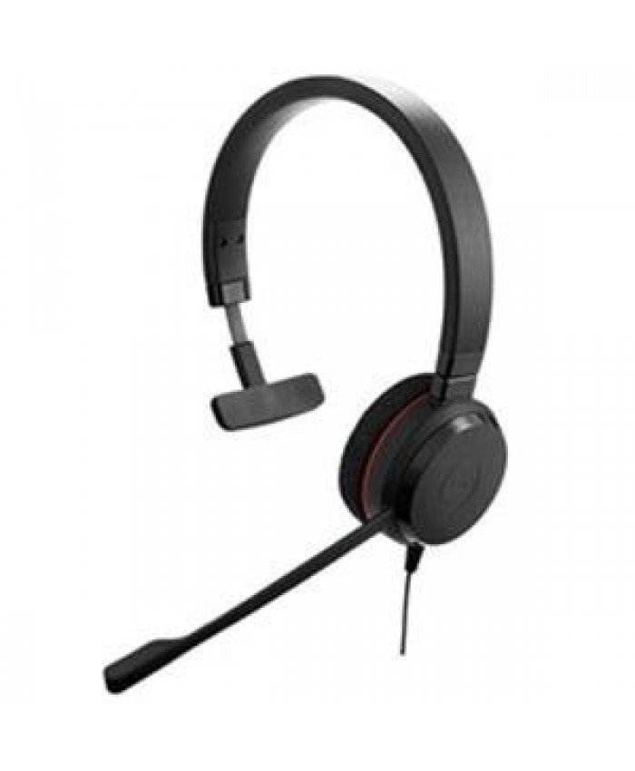 Jabra Evolve 20 MS MonoHD Audio Microsoft certified