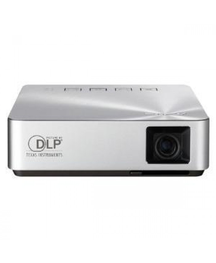 ASUS S1 Mobile LED Projector - Built-in 6000mAH battery, 200 Lumens, HDMI/MHL, Speakers