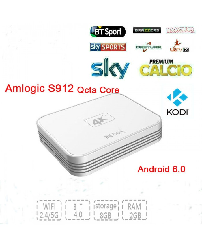 Int Box i7 TV box
