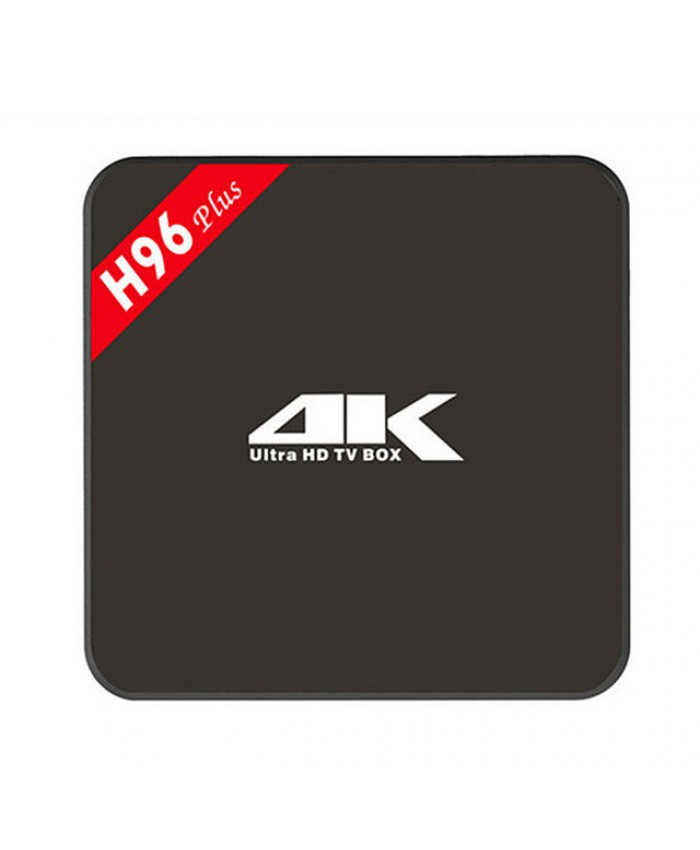 H96 Plus TV Box Amlogic S905 Quad Core 64Bit Android 5.1 Smart 4K HD Media Player 2GB 16GB 2.4GHz / 5GHz WiFi Bluetooth 4.0