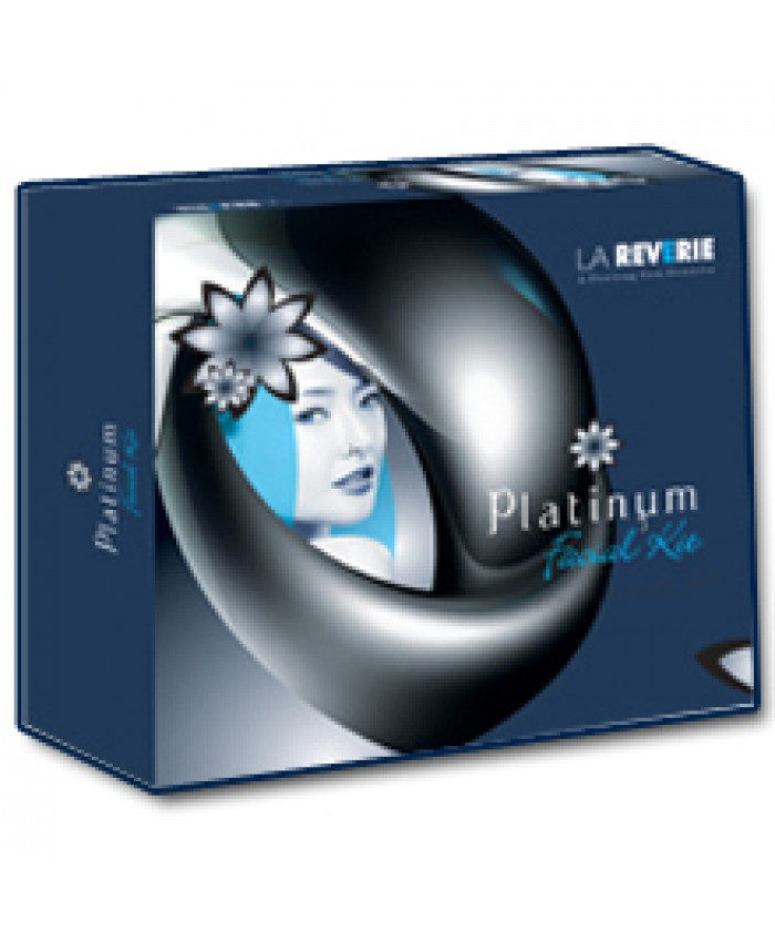 PLATINUM FACIAL KIT 300 Gms