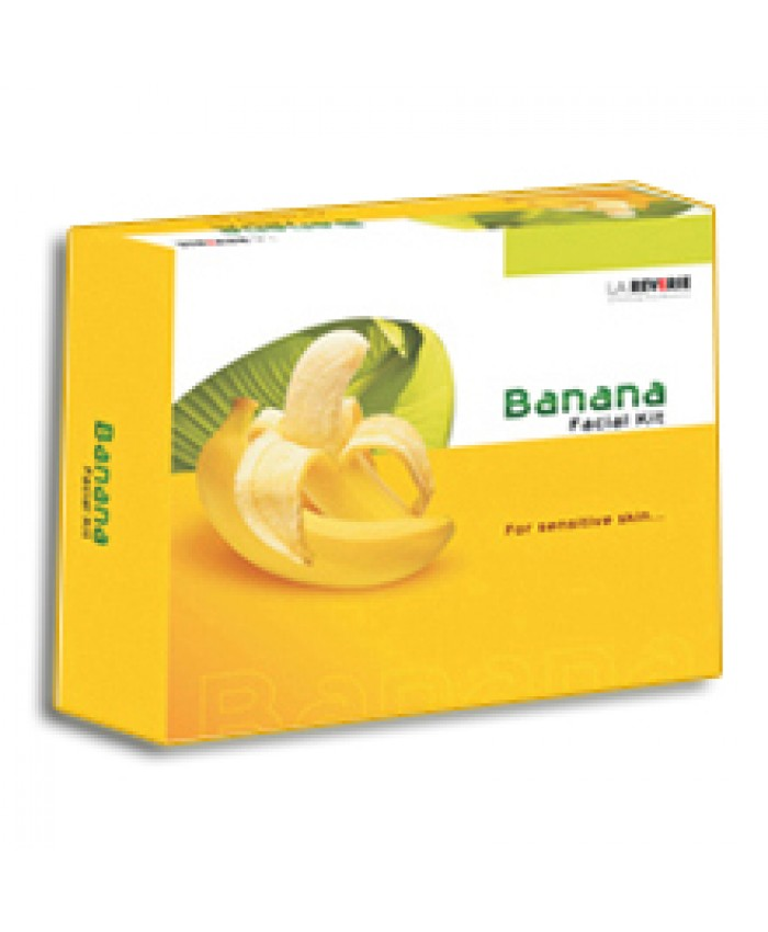BANANA FACIAL KIT 300 Gms