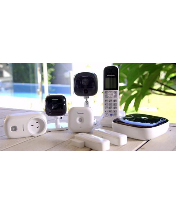 Panasonic Connected Home Alert Kit